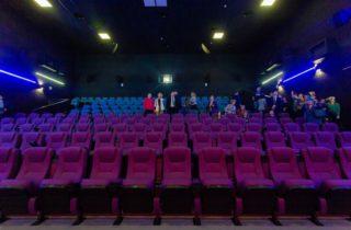 Фото. Открытие кинотеатров после пандемии