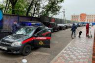 Фото. Перестрелка в Москве между сотрудниками похоронного бизнеса