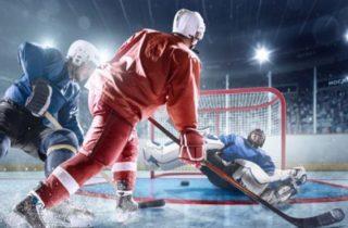Фото. Хоккей Польша