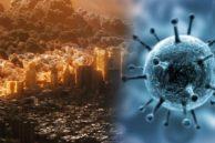 Фото. Вирус или третья мировая