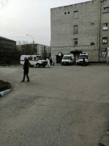фото. Городская больница №2 по адресу Тургенева 155